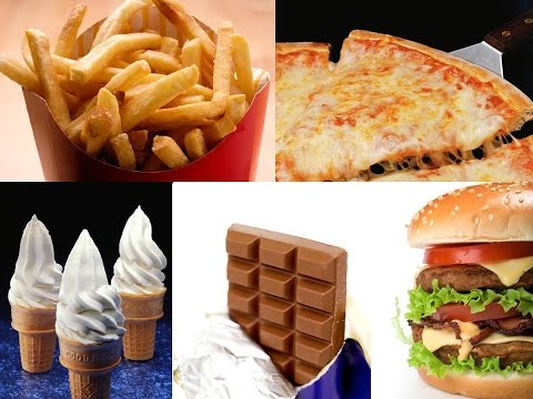 Australians eating too much junk food