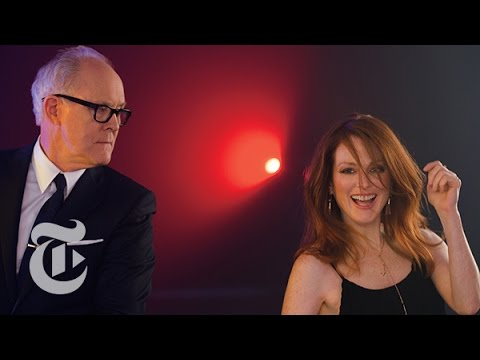 John Lithgow & Julianne Moore | Great Performers: 9 Kisses | The New York Times