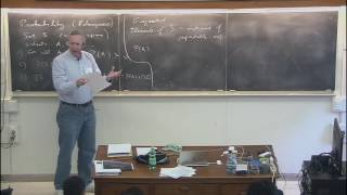 Download Statistical Methods for Particle Physics - G. Cowan - lecture 1/3 3Gp Mp4