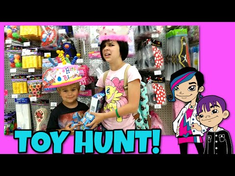 Toy Hunt – My Little Pony, Shopkins, Back To School Backpack and Frosting