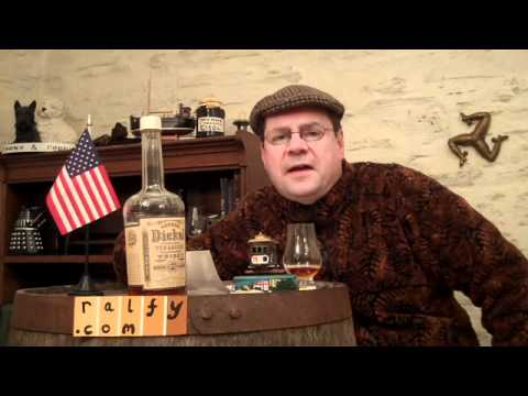 whisky review 162 - George Dickel No: 12