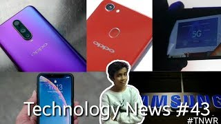 Technology News #43 - oppo f11 pro, samsung gaming, iphone xr 2020, oppo r17 pro, 5g networks.