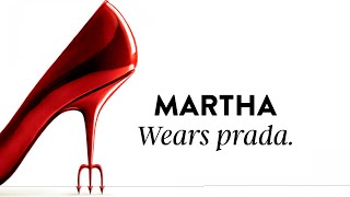 Martha wears prada | Martha Debayle