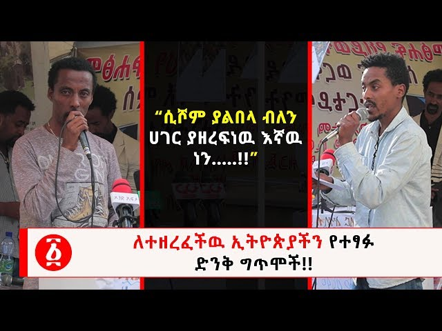 Ethiopia: Amazing Poems About The Corrupt Metec Officials