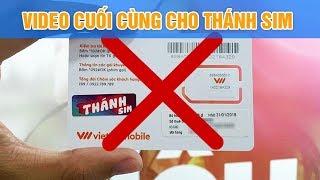 Video cuối cùng dành cho Thánh sim Vietnamobile và lý do mình bỏ   Siêu Thủ Thuật