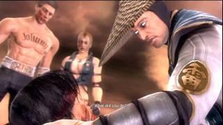 Mortal Kombat 9  Raiden vs Liu Kang Liu Kang39 s D