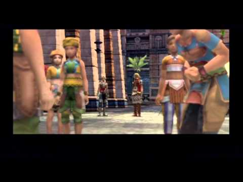 Let's Play Final Fantasy XII #018 - Wraith King's Wall of Dynasty