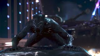 Black Panther - Teaser Trailer Ufficiale Italiano   HD