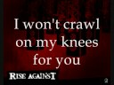 Rise Against - Re-Education (Lyrics) *HQ*