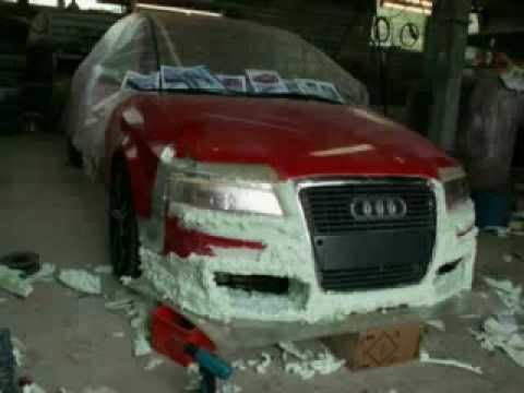 Audi 100 iii (c3) рестайлинг седан