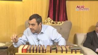Mustafa Karaman İnsan Namaz'da Tum Varliklari Temsil Ediyor Kısa