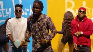 Young D - Body Work ft Harmonize x Reekado Banks Afrobongo 2019 Video