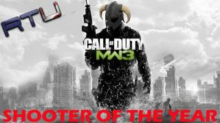 MW3 DESERVES Shooter of The Year!