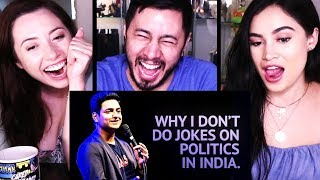 KENNY SEBASTIAN: WHY I DON'T DO JOKES ABOUT POLITICS | Reaction!