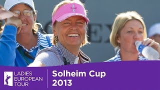 Solheim Cup Preview - Liselotte Neumann on Solheim Cup