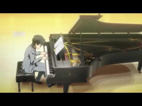 Каори и Косей Shigatsu wa Kimi no Uso / Твоя апрельская ложь
