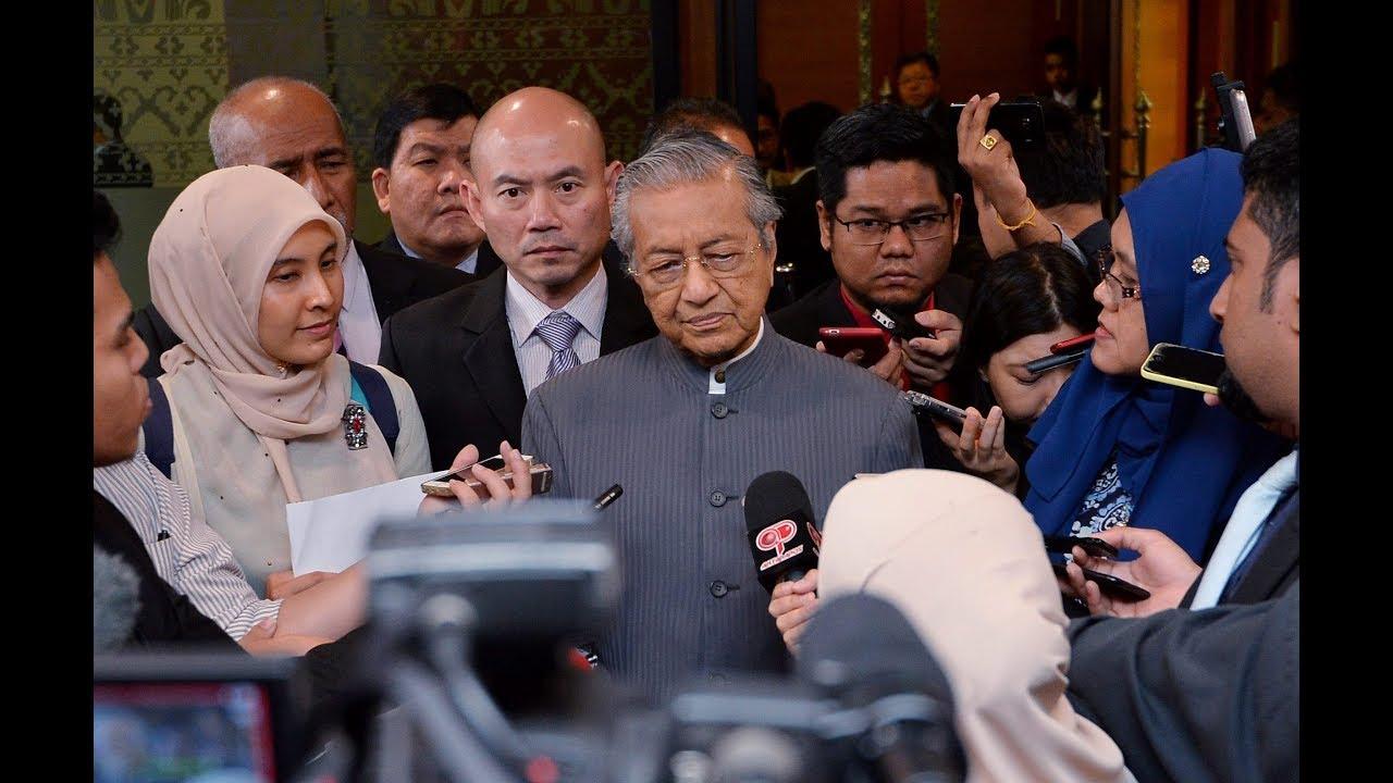 Tun M: No need for Anti-Fake News Bill