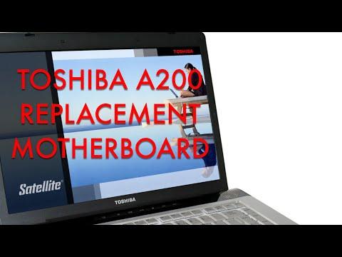 TOSHIBA A200 MAIN BOARD