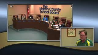 #ForestStrong: Teacher John Crawford speaks to School Board