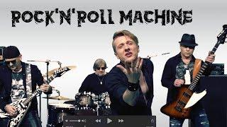 T. Day feat. Sebastian Stodolak - Rock'n'Roll Machine