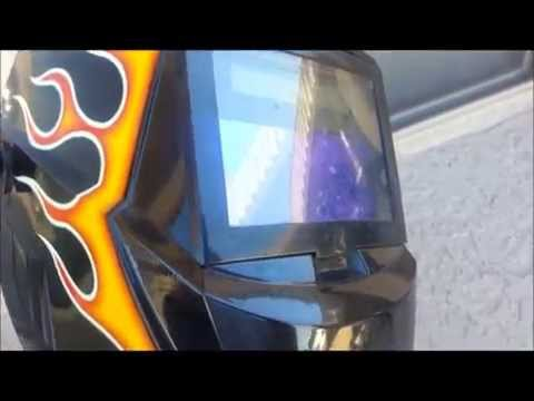 Replacing your Welding Helmet HeadGear with the Newest and Best Miller 256174