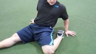 Knee Joint Stretches with Kevin Cornell of California Strength