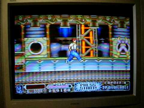 Me Playing Mighty Morphin Power Rangers The Movie For The Snes Part 6 video