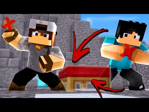 Minecraft: BED WARS - GANHANDO SEM PROTEGER A CAMA! (ÉPICO)