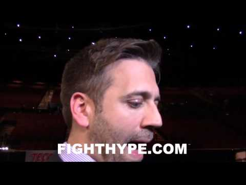 MAX KELLERMAN EXPLAINS WHY CANELO IS BETTER OPTION FOR MAYWEATHER COMEBACK THAN DANNY GARCIA