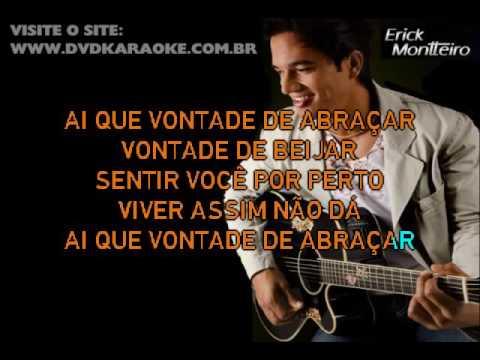 Erick Monteiro   Embriagado De Amor
