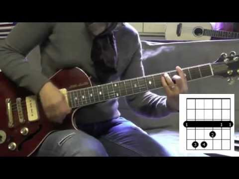 Comment Jouer Kyo Le Graal ★Tuto Guitare Tab ★
