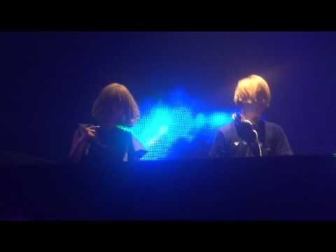 CAPSULE Feel Again Dreamin Boy live ageHa Tokyo 12 31 14