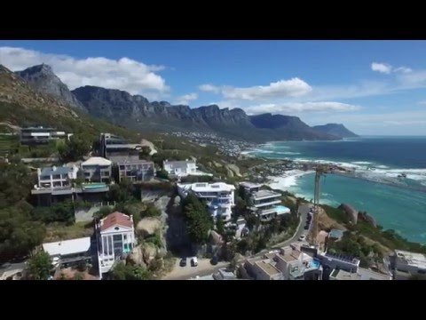 Cape Town, South Africa- FlyWorks Media