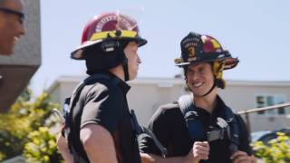Tims Run with Sid & Nate | Fire Drill