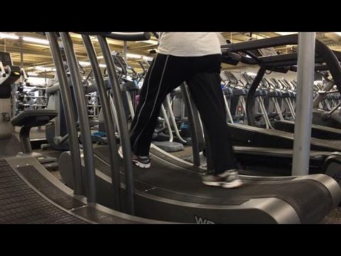 Motorless Treadmills Are Climbing