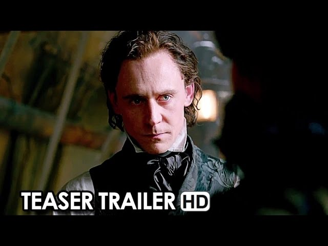 Crimson Peak Official Teaser Trailer (2015) - Tom Hiddleston, Jessica Chastain HD