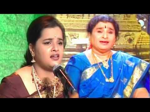 Dr.nagavalli Nagaraj & Ranjani Nagaraj- Own Thillana-malaya Marutha video