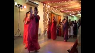 Bangladeshi Girls Group Dance