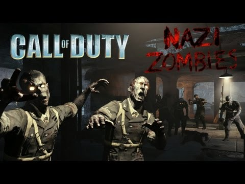 (COD: World at War) Nazi Zombies - Nacht der Untoten (Part 1)
