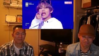 BTS (방탄소년단) - Go Go (고민보다 Go) Live BTS Comeback Show Reaction [CRAZY DANCING!!!!!]
