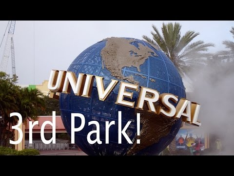 Universal Orlando's 3rd Theme Park: What Should We Expect?