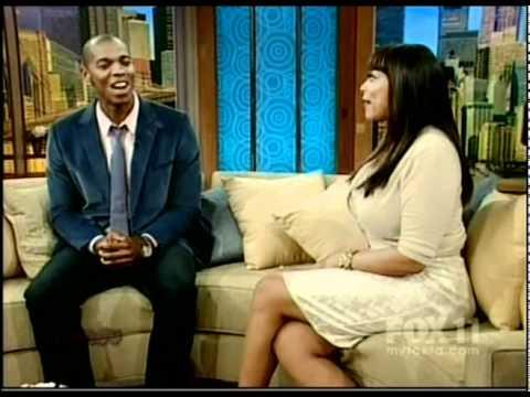 Mehcad Brooks on Wendy Williams 9 23 10