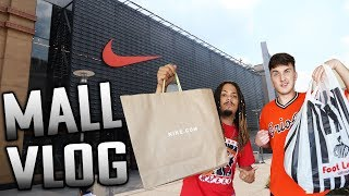 THEY STILL HAD THEM IN STOCK !!! SNEAKER SHOPPING AT THE MALL VLOG W/ HARRISON NEVEL !!!
