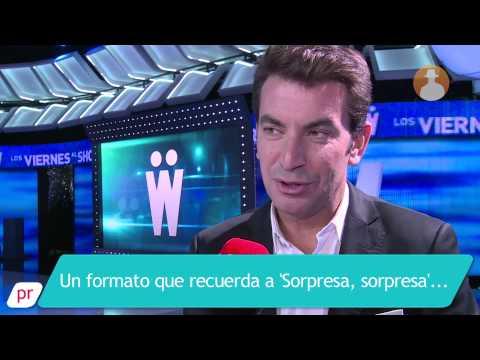 Arturo Valls ('Los viernes al show'): 'Vamos a ver muchas sorpresas con la gente del público'