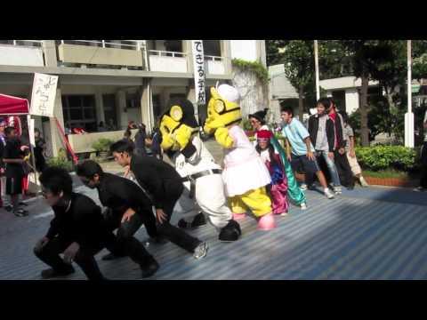 日僑學校の祭りの楽しい公演!
