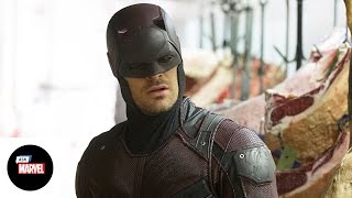 Ask Marvel: Daredevil Cast