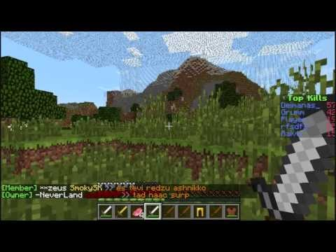 Stoned.Lv Survival Games! Minecraft 1.7.2 Cracked server.