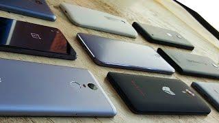 Лучший бюджетный смартфон на начало 2016 — сравнение