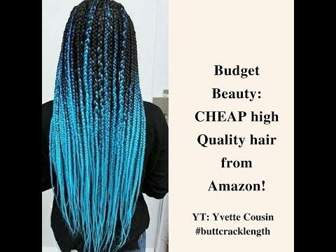 Best Cheap Ombre Hair in the World ??  Buying Quality Hair on Amazon Beauty on a  Budget