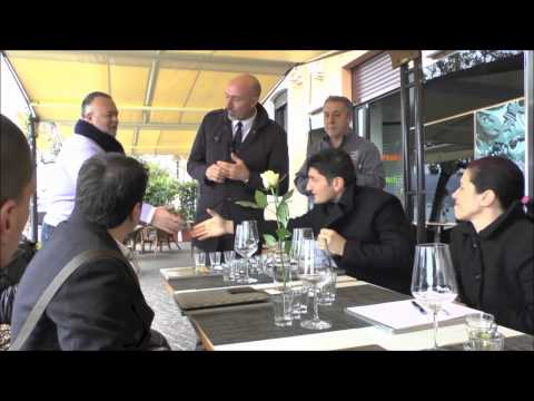 "Park Hyatt Milano Masters of Food & Wine – ""Oil, Wine and Garda Fish"""